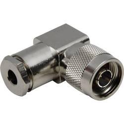 N-stikforbindelse BKL Electronic 0404013 50 Ohm Stik, vinklet 1 stk