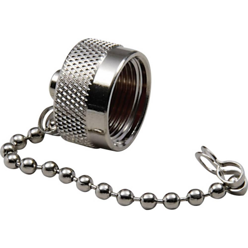 Dæksel BKL Electronic 0406044 Sølv 1 stk