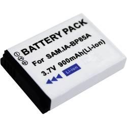 Kamerabatteri Conrad energy Ersättning originalbatteri BP-85A 3.7 V 600 mAh