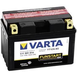 VARTA Akumulator za motorna kolesa YT12A-4 / -BS 511901014 12 V 11 Ah Y5 za motorna kolesa, štirikolesnike, Jet Ski, motorne san