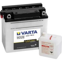 VARTA Akumulator za motorna kolesa YB7-A 508013008 12 V 8 Ah Y6 za motorna kolesa, skuterje, štirikolesnike, Jet Ski, motorne sa