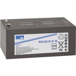 Olovni akumulator 12 V 3.5 Ah GNB Sonnenschein A512/3,5 S NGA51203D5HS0SA olovno-gelni (Š x V x D) 134 x 65 x 67 mm plosnati uti