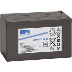 Olovni akumulator 12 V 6.5 Ah GNB Sonnenschein A512/6,5 S NGA51206D5HS0SA olovno-gelni (Š x V x D) 152 x 99 x 66 mm plosnati uti