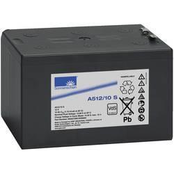 Olovni akumulator 12 V 10 Ah GNB Sonnenschein A512/10 S NGA5120010HS0SA olovno-gelni (Š x V x D) 152 x 99 x 98 mm plosnati utika