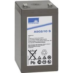 Olovni akumulator 2 V 10 Ah GNB Sonnenschein A502/10 S NGA5020010HS0SA olovno-gelni (Š x V x D) 53 x 99 x 51 mm plosnati utikač