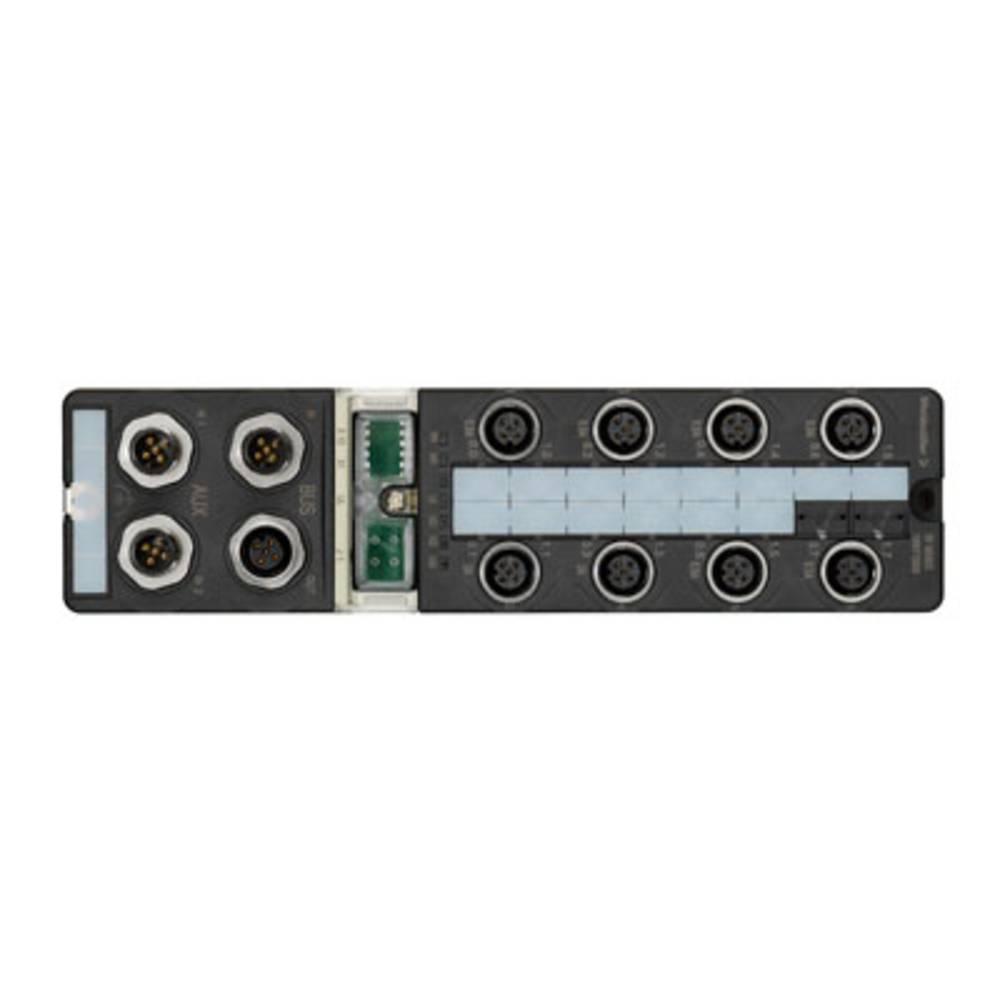Sensor/Aktorbox aktiv Fordeler med M12-stik SAI-AU M12 DN 16DI/8DO 1906710000 Weidmüller 1 stk