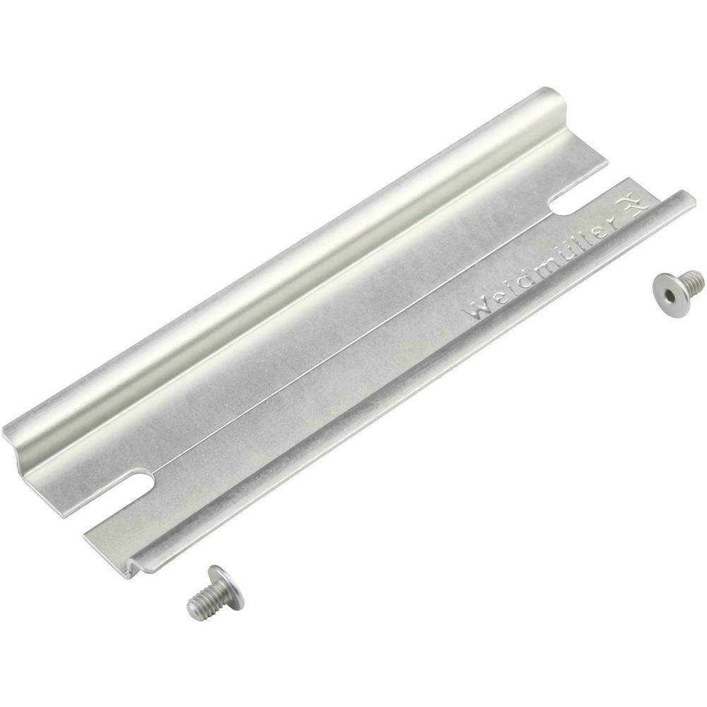 DIN-skinne Weidmüller TS35/324 KLIPPON K7 CSS Ikke perforeret Stålplade 6 mm 1 stk
