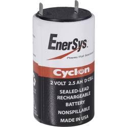 Olovni akumulator 2 V 5 Ah Hawker Energy Cyclon X cell 2 V 0800-0004 olovno-koprenasti (AGM) (Ø x H) 44 mm x 81 mm plosna