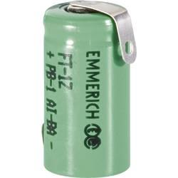 Emmerich 1/2 AAA NiMH-akumulator, ZLF 1.2 V 280 mAh ( x V) 10.5 mm x 22.5 mm