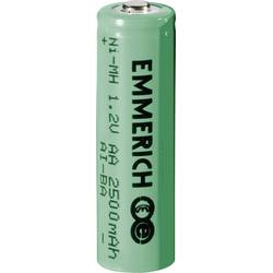 Mignon (AA)-akumulator NiMH Emmerich HR06 2500 mAh 1.2 V 1 kom.