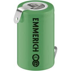 Emmerich 1/2 A NiMH-akumulator, ZLF 1.2 V 950 mAh ( x V) 17 mm x 27.5 mm