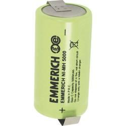 Emmerich C NiMH-akumulator, ZLF 1.2 V 5000 mAh ( x V) 25.5 mm x 50 mm