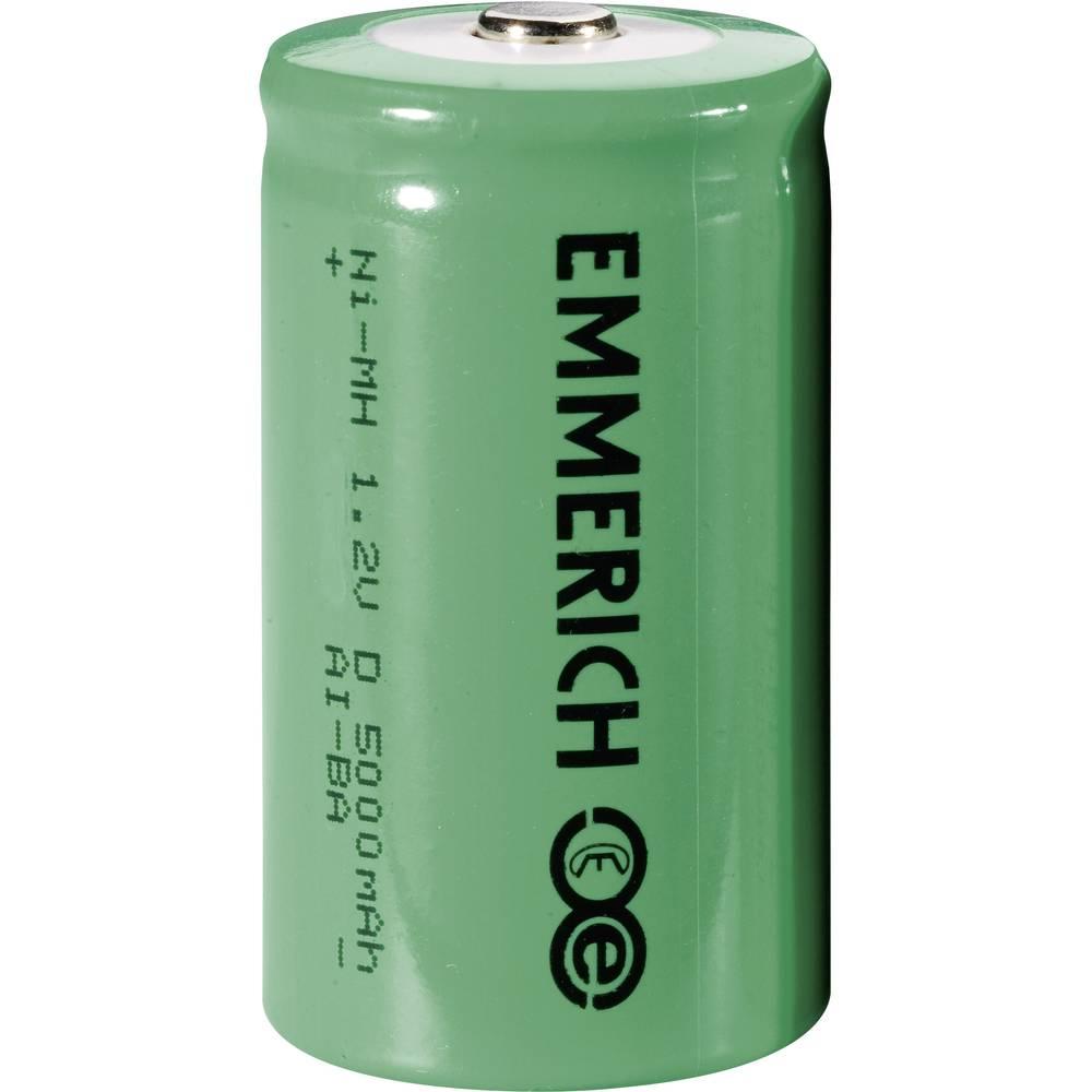 Akumulatorska baterija tipa D (Mono) NiMH Emmerich HR20 5000 mAh 1.2 V 1 kos