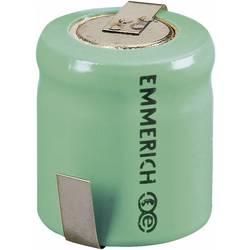 Emmerich 1/3 AA NiMH-akumulator, ZLF 1.2 V 300 mAh ( x V) 14.5 mm x 17 mm