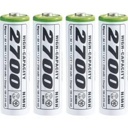Laddbart batteri R6 (AA) NiMH Emmerich HR06 2700 mAh 1.2 V 4 st