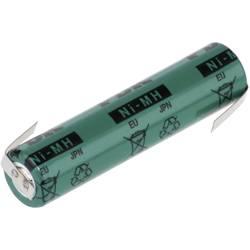 NiMH akumulator FDK Micro Z-spajkalni priključek, HR-AAAU-LF 1.2 V 730 mAh (Ø x V) 10.5 mm x 44.5 mm