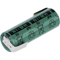 NiMH akumulator FDK A Z-spajkalni priključek, HR-AU-LF 1.2 V 2700 mAh (Ø x V) 17 mm x 50 mm