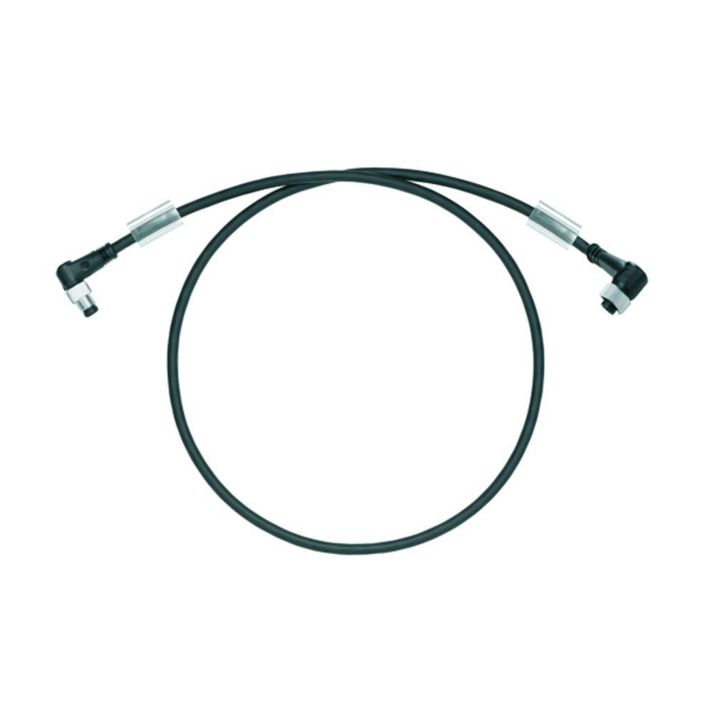 Povezovalni kabel SAIL-M8WM12W-3-3.0V Weidmüller vsebuje: 1 kos