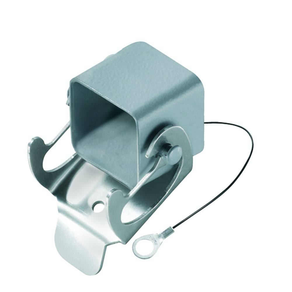 Ohišje vtičnega konektorja HDC 04A DODL 1LB Weidmüller vsebuje: 1 kos