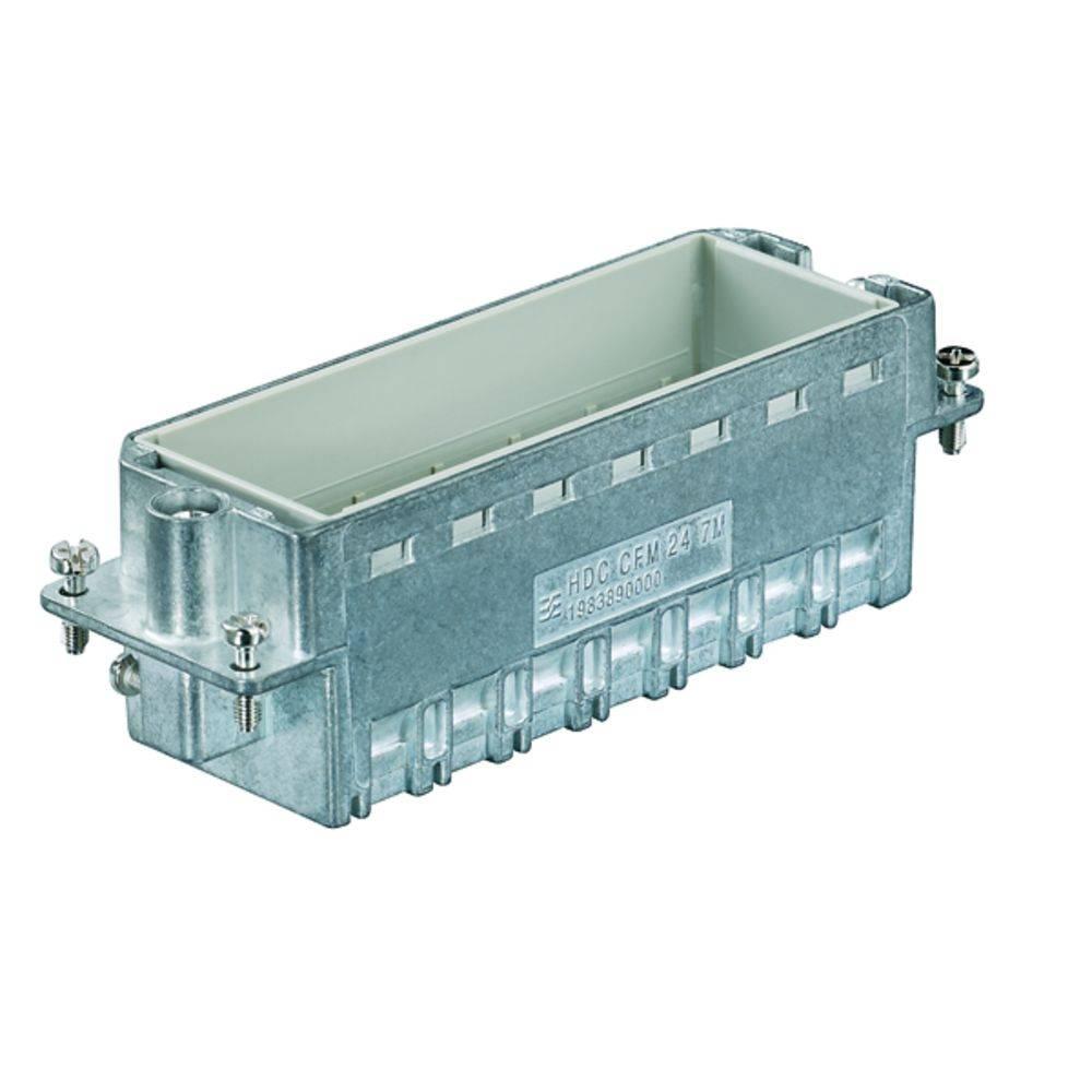 Okvirji HDC CFM 24 7M Weidmüller vsebuje: 1 kos