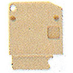 Končna plošča AP DKT4 PA Weidmüller vsebuje: 20 kosov