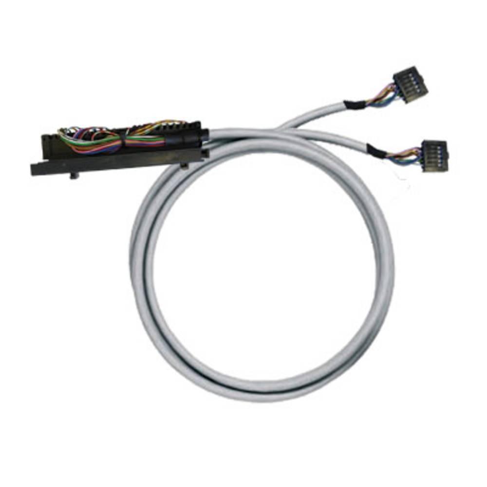 Sestavljeni podatkovni kabel PAC-S300-HE10-V0-1M Weidmüller vsebina: 1 kos