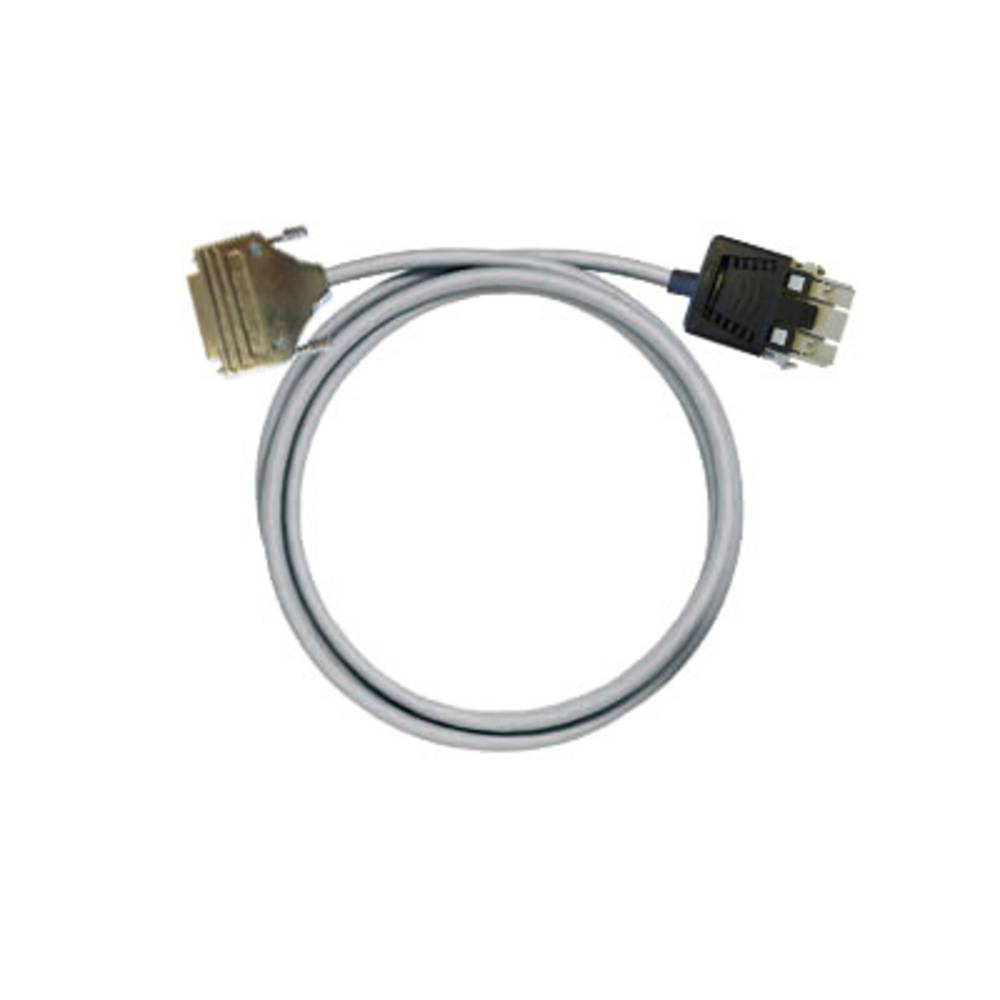 Sestavljeni podatkovni kabel PAC-ABS8-RV24-V0-1M Weidmüller vsebina: 1 kos