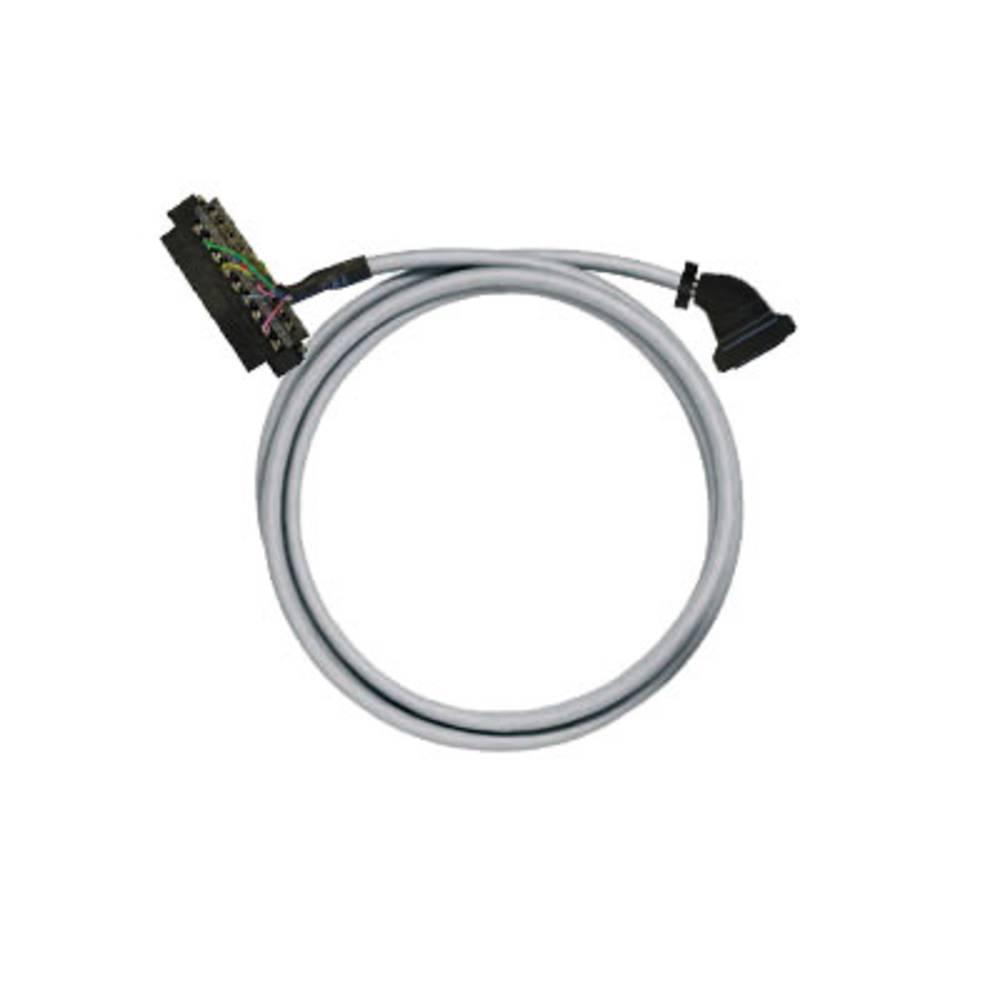 Sestavljeni podatkovni kabel PAC-CMLX-HE20-V6-3M Weidmüller vsebina: 1 kos