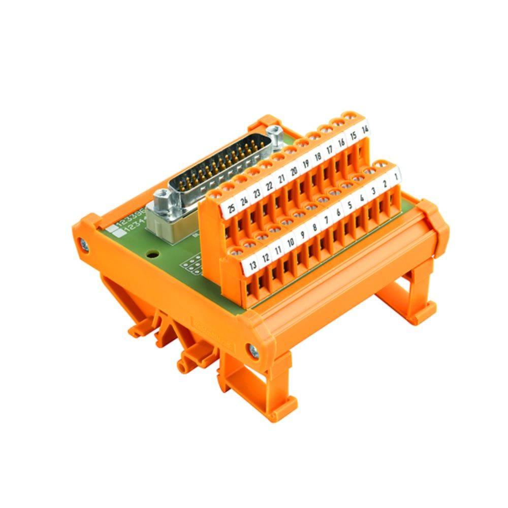 Prenosni element RS SD37B UNC 4.40 LP2N Weidmüller vsebina: 1 kos