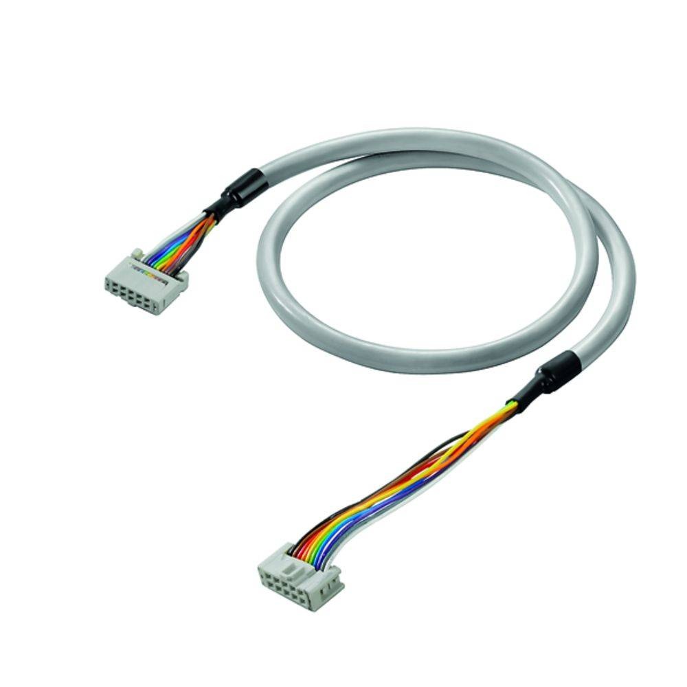 SPS-Priključni kabel FBK 10/100 RK Weidmüller vsebina: 1 kos