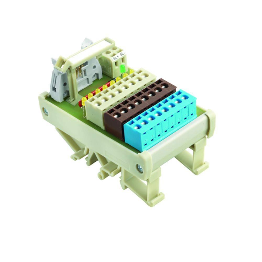 Prenosni element RS F10 INIT8 LD LMZF Weidmüller vsebina: 1 kos
