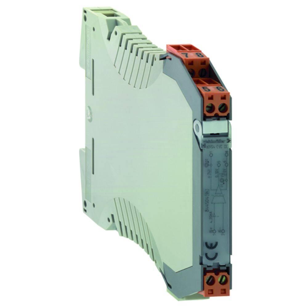 Signalni pretvornik/razdelilnik WAS5 CCC 2OLP EX kataloška številka 8975640000 Weidmüller vsebuje: 1 kos