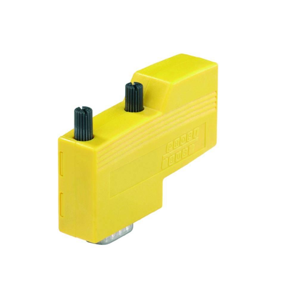 Vtični konektor za senzorje in aktuatorje, PB-DP SUB-D TERM Weidmüller vsebuje: 1 kos