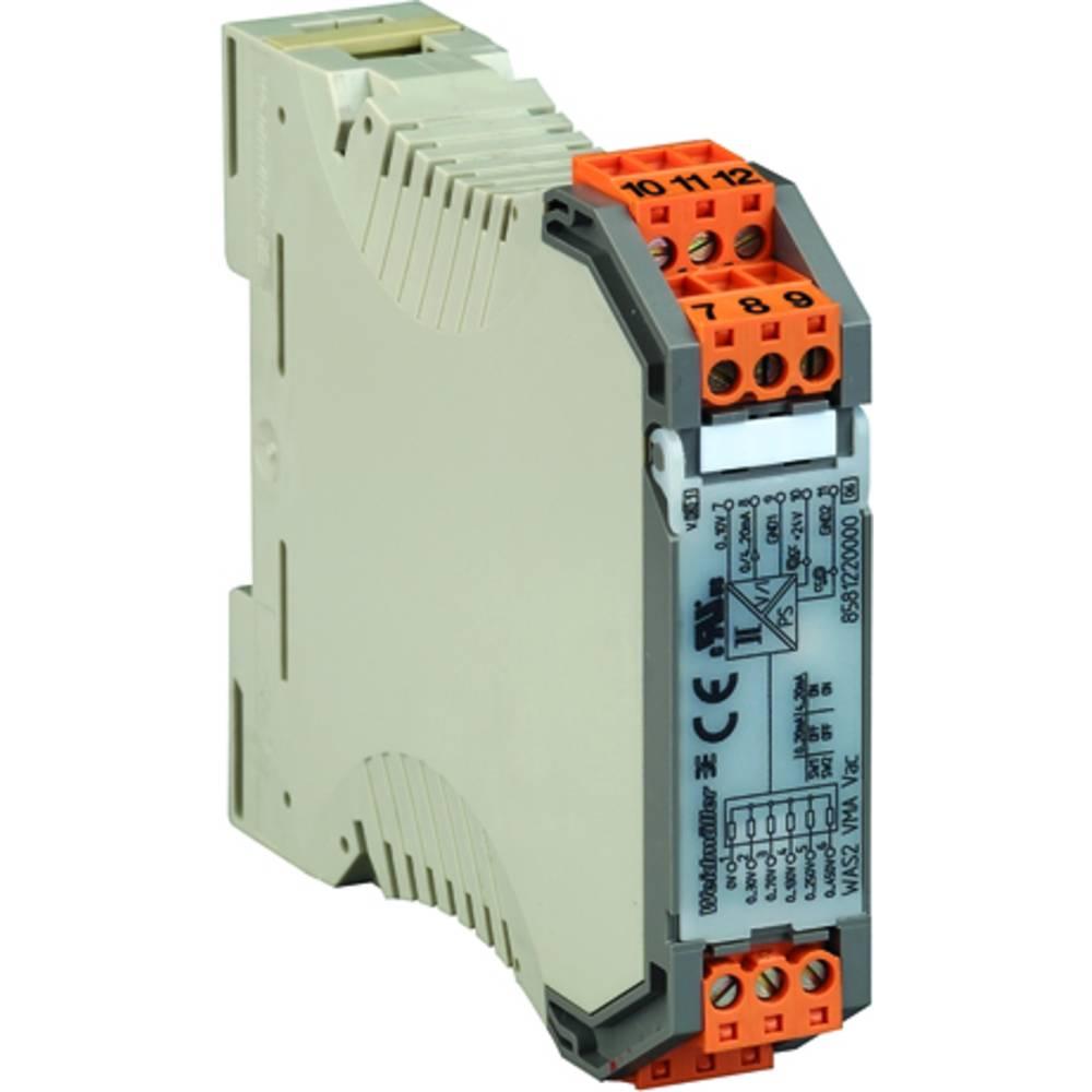 Spremljanje električne energije WAS1 CMA LP 1/5/10A AC kataloška številka 8528650000 Weidmüller vsebuje: 1 kos