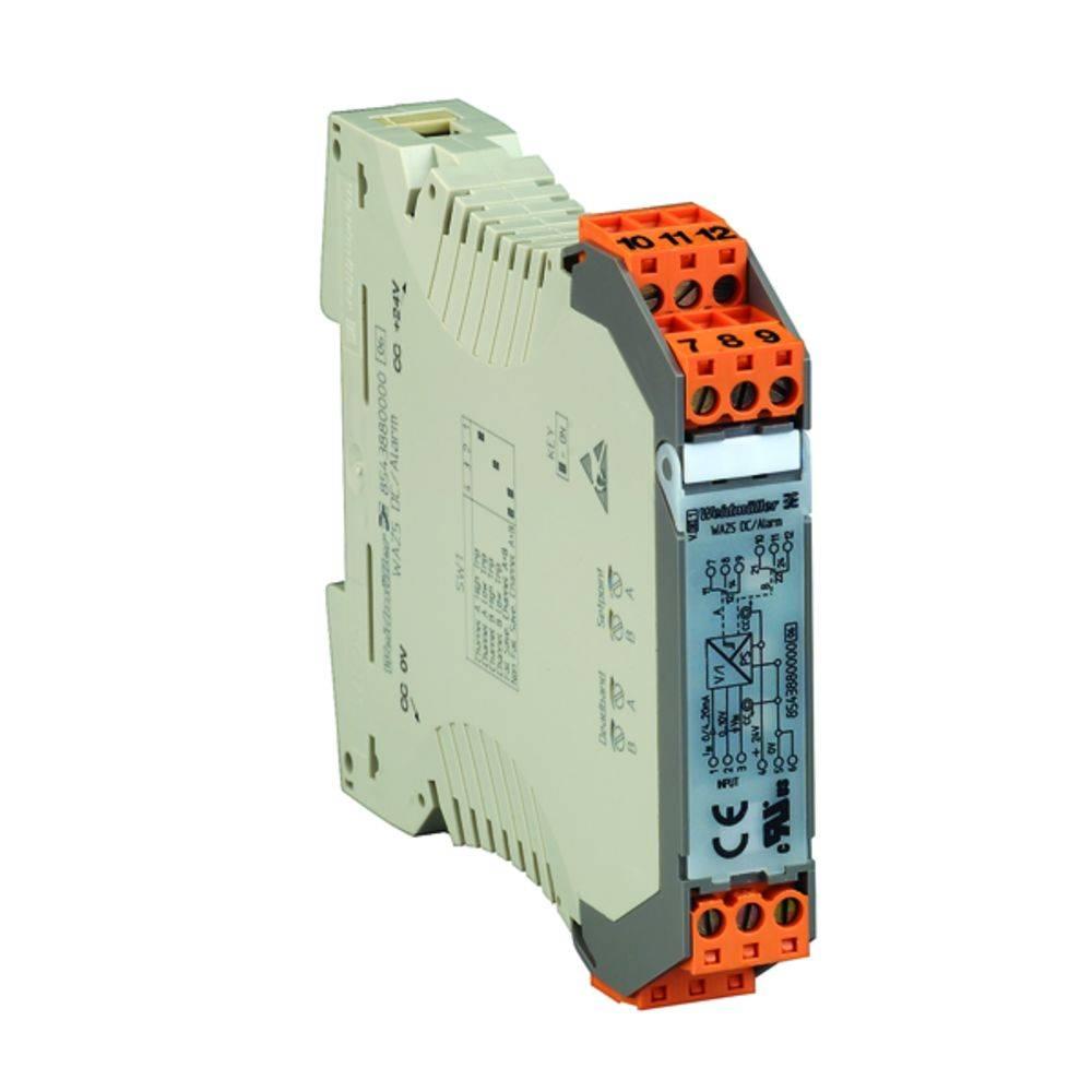 Zunanja oskrba z napetostjo WAZ5 DC/ALARM kataloška številka 8543880000 Weidmüller vsebuje: 1 kos