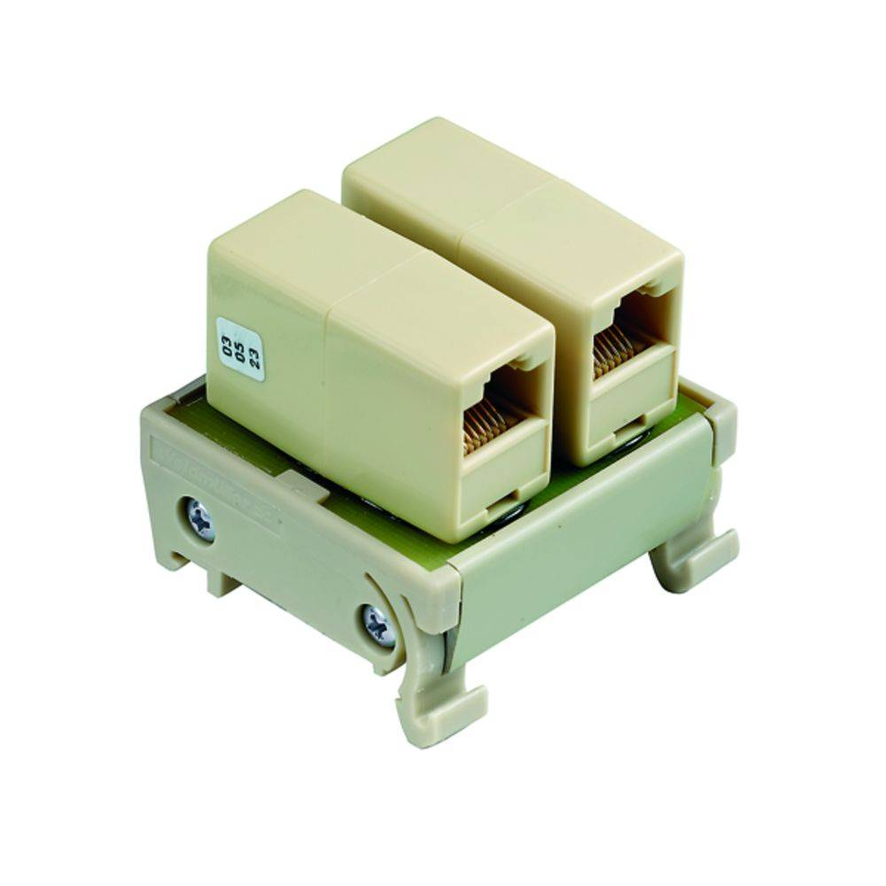 Prenosni element RS RJ45 2WAY Weidmüller vsebina: 1 kos