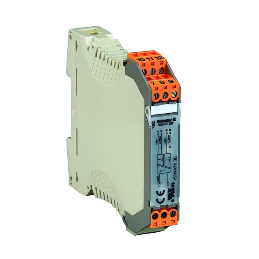 Signalni pretvornik/razdelilnik WAS5 CCC 2OLP kataloška številka 8581160000 Weidmüller vsebuje: 1 kos
