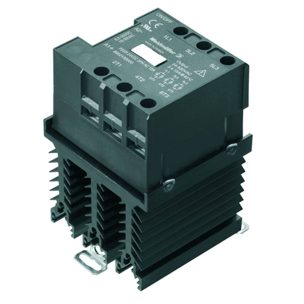 Stikalni rele Weidmüller PSSR 24VDC/3PH AC 20A 8952130000