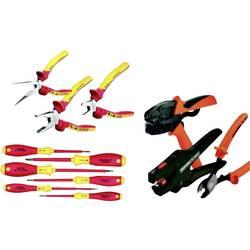 Set alata za kućne majstore u kovčegu 10-dijelni Weidmüller 9204160000