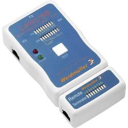 Weidmüller LAN USB TESTER Tester omrežnih kablov, primeren za LAN, USB