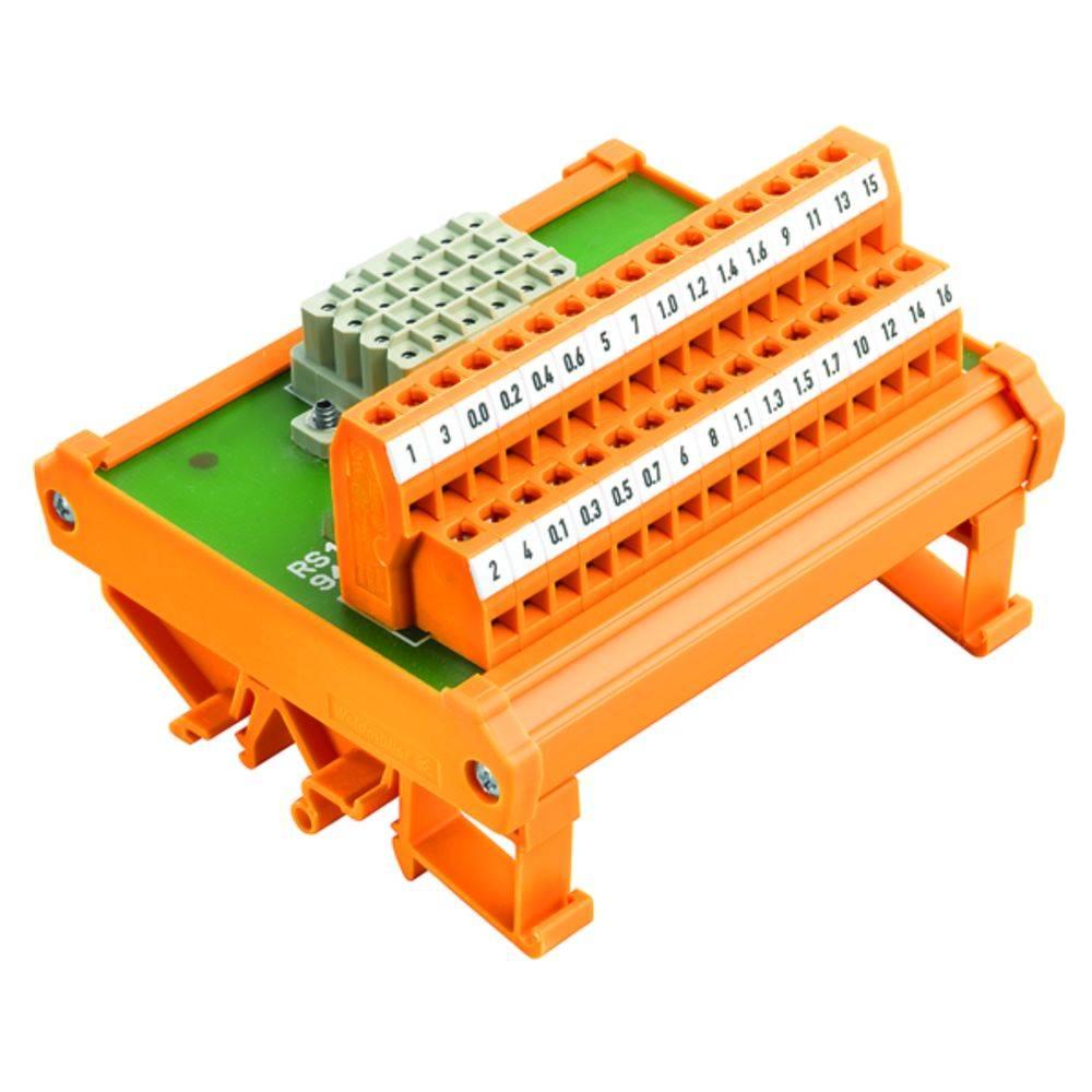 Prenosni element RS 16IO 1W R S Weidmüller vsebina: 1 kos