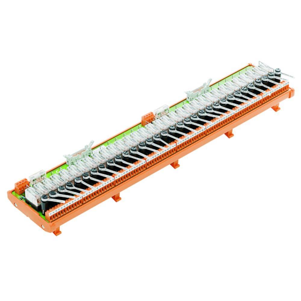 Relaisplatine (value.1292961) bestykket 1 stk Weidmüller RSM-32 FUS 1CO S 250 V/AC