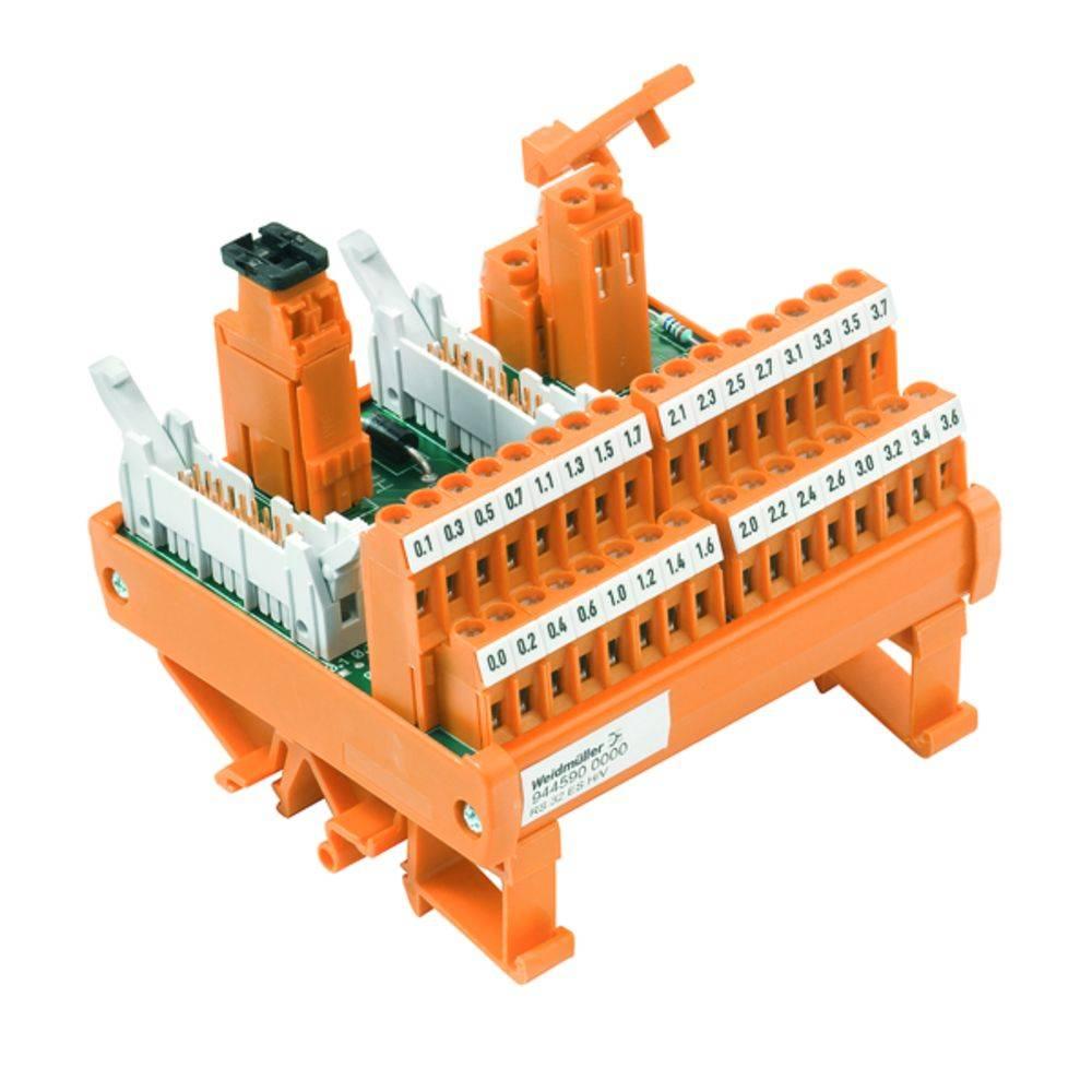 Prenosni element RS 32IO 1W H S Weidmüller vsebina: 1 kos