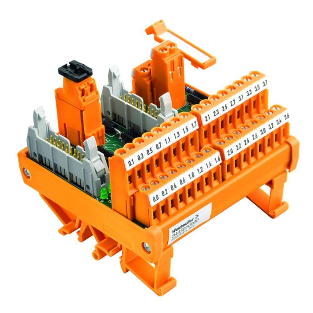 Prenosni element RS 32IO 1W L H S Weidmüller vsebina: 1 kos