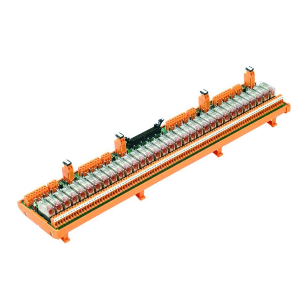 Relaisplatine (value.1292961) bestykket 1 stk Weidmüller RSM-32 C 1CO Z 250 V/AC