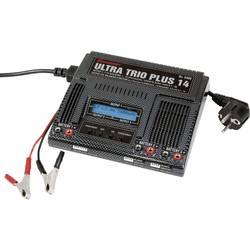 Multifunkcijski napajalnik za modelarstvo 12 V, 220 V 5 A Graupner Ultra Trio Plus 14 NiCd, NiMH, LiPo, LiIon, LiFe, svinčev