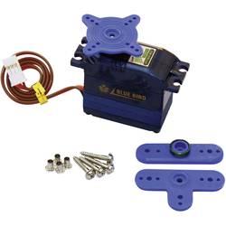 Bluebird Standard-servo BMS-620DMG Digital-servo Geearkassemateriale Metal Stiksystem JR