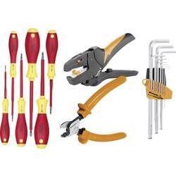 Set profesionalnog alata 17-dijelni Weidmüller PROFI set WERKZEUGE 9918840000