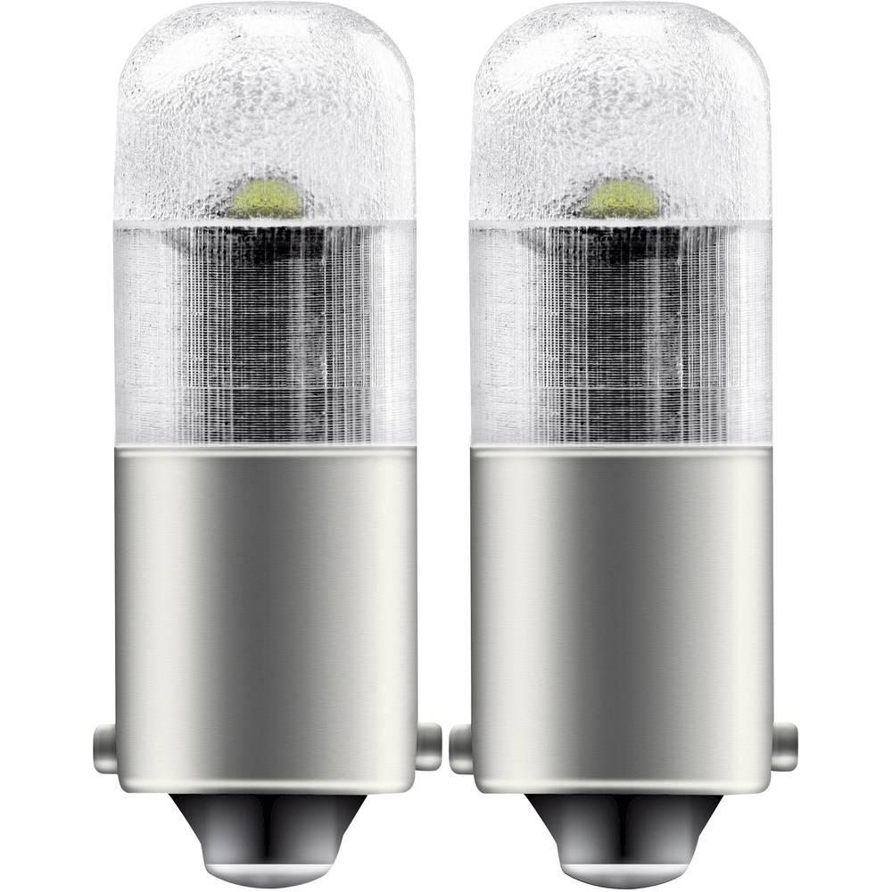LED-žarulja Osram Retrofit zaunutrašnjost vozila, T4, 12 V,BA9s, prozirna, 1 par 4008321657893