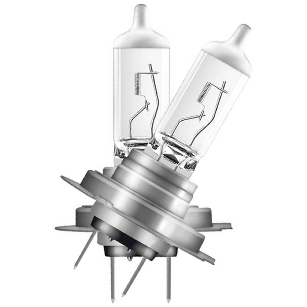 Avtomobilska žarnica Osram Silverstar 2.0 DuoBox H7 12 V 1 par, PX26d